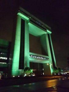 川崎港のシンボル『川崎マリエン』